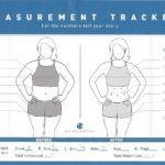 Body Measurement Tracking Chart