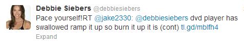 Debbie Siebers  debbiesiebers  on Twitter
