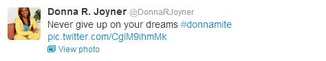 Donna R. Joyner  DonnaRJoyner  on Twitter