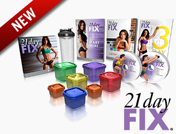 21 day fix program