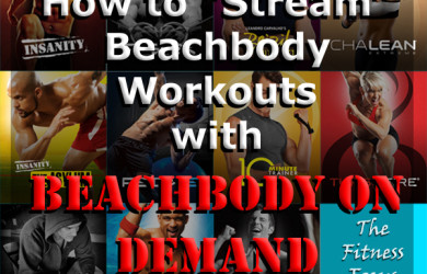 Beachbody On Demand Workout Programs
