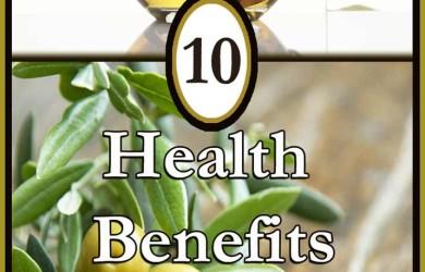 Top 10 Olive Leaf Tea Health Benefits