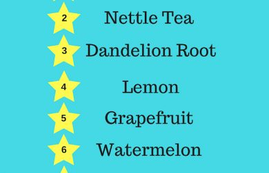 9 Foods That Help Detox the Body