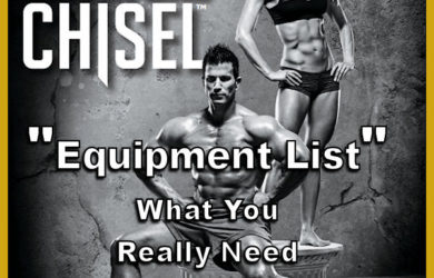 hammer and chisel equipment list