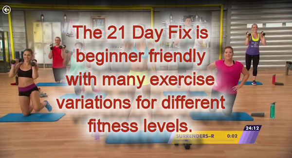 many exercise variations for all fitness levels