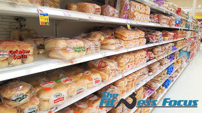 selecting healthy bread