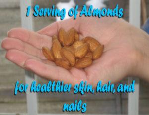 almonds-hand