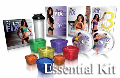21-Day-Fix-Essential-Package