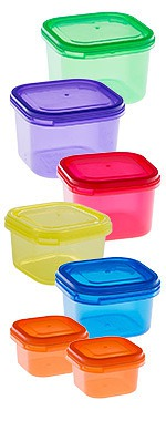 21 Day Fix Portion Control Container System