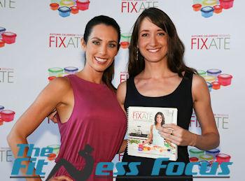 Fixate Cookbook Signing