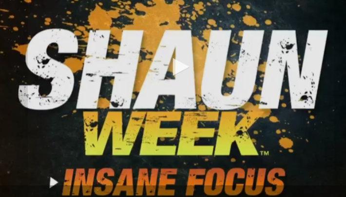 Shaun Week Insane Focus Logo