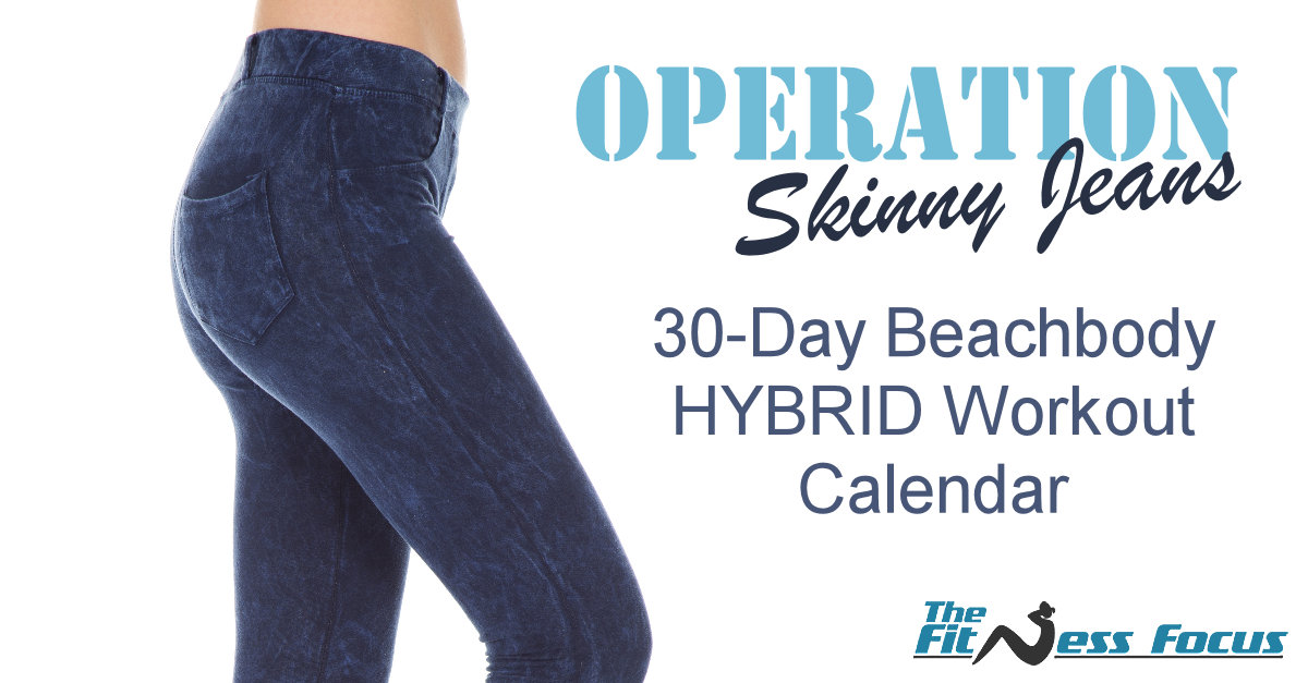 Operation SKinny Jeans 30 Day Workout