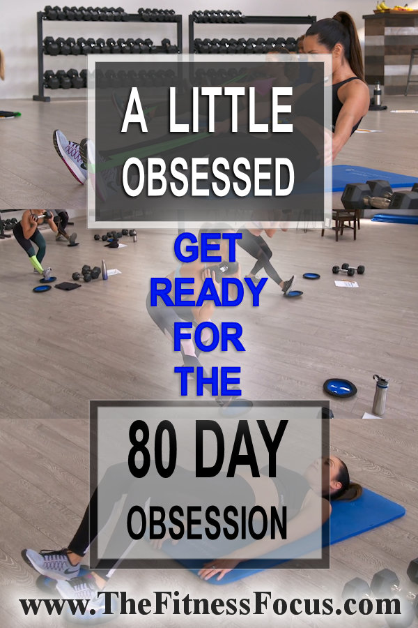 Get ready for the 80 Day Obsession workout program with a A Little Obsessed. An introductory program that delivers results from the creator of the 21 Day Fix. #autumncalabrese #80dayobsession #21dayfix