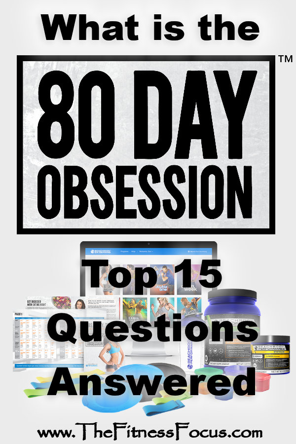Got all of the questions I had about what the 80 Day Obsession workout answered here plus much, much more. #workout #80dayobsession