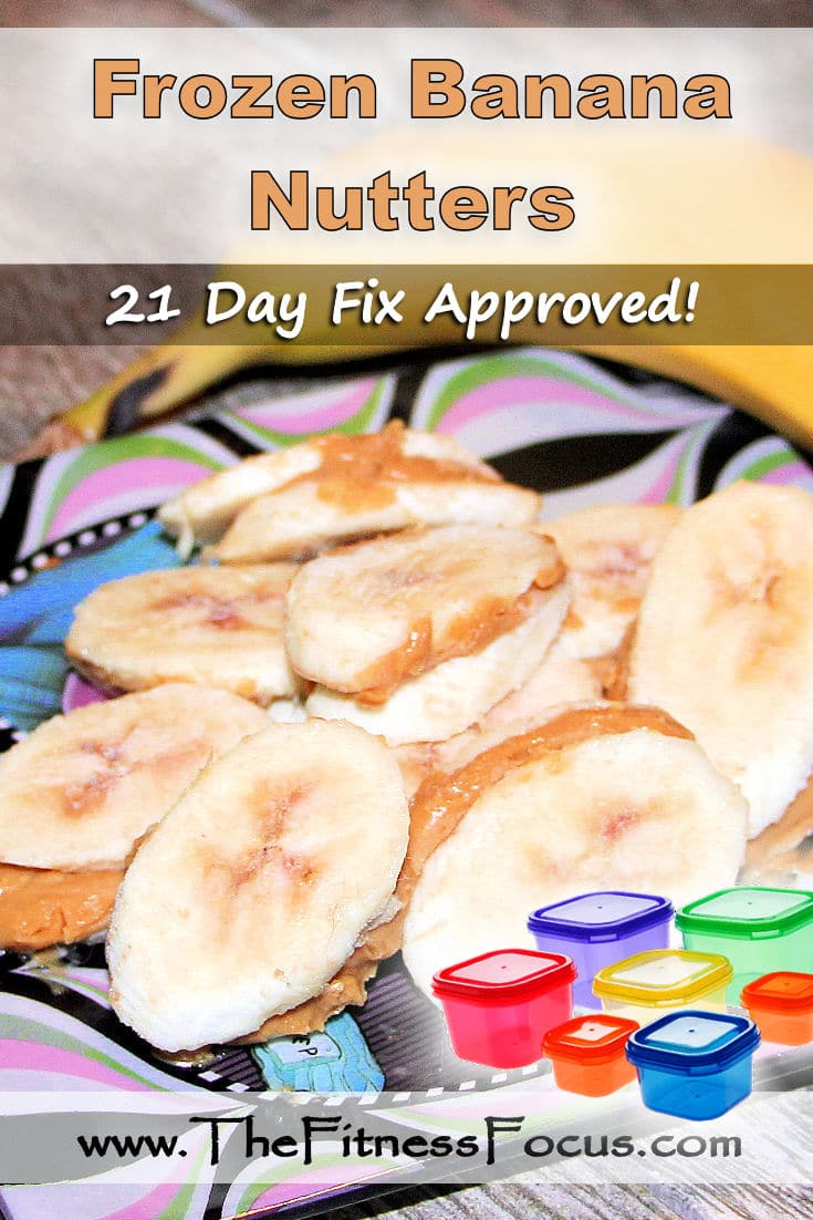 Banana and peanut butter recipe for 21 day fix